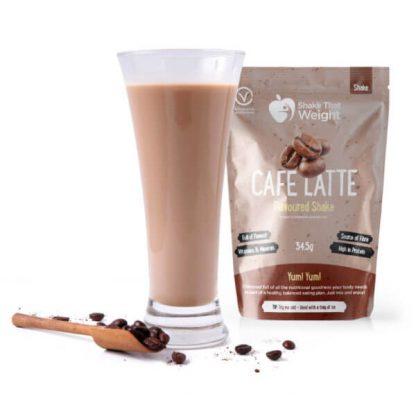 Latte-Shake